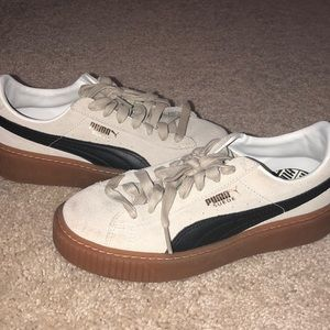 Puma creepers sneakers
